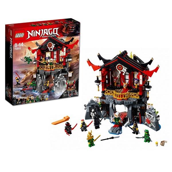 Конструктор LEGO NINJAGO Храм воскресения