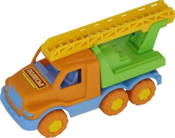 """Автомобиль-пожарная спецмашина """"Максик"""" 20,5х8,3х10,5 см."""