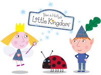 Ben and Holly's Little Kingdom (Маленькое королевство Бена и Холли)